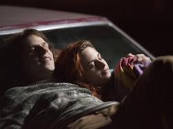 Jesse Eisenberg and Kristen Stewart star in 'American Ultra'