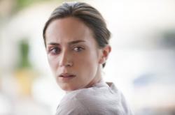 Emily Blunt stars in 'Sicario'