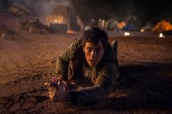 Dylan O'Brien stars in 'Maze Runner: The Scorch Trials'