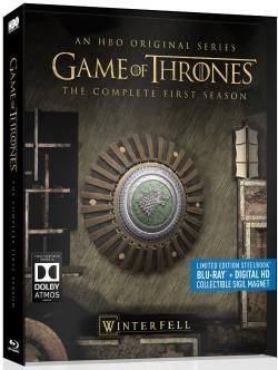 Game of Thrones - The Complete First Season (Steelbook Edition)