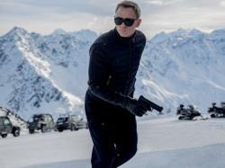 Daniel Craig as 007 in 'Spectre'