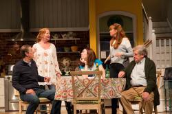 The cast of 'Choice,' continuing through Nov. 15 at the BCA