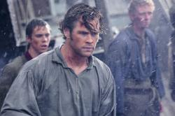 Chris Hemsworth stars in 'In the Heart of the Sea'