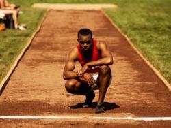 Stephan James stars in 'Race'
