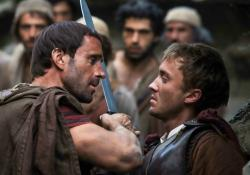 Joseph Fiennes and Tom Felten star in 'Risen'
