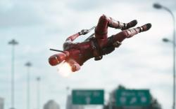 Ryan Reynolds stars in 'Deadpool'