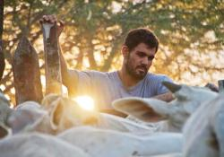 Juliano Cazarré stars in 'Neon Bull'