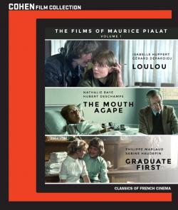 The Films Of Maurice Pialat - Volume 1: Loulou, The Mouth Agape, and Graduate First