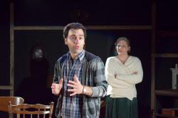 Avery Bargar and Kiki Samko in 'Brendan'