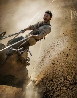 Jack Huston stars in 'Ben-Hur'