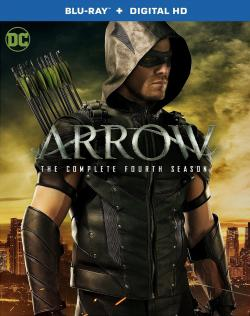 Arrow - The Complete Fourth Season