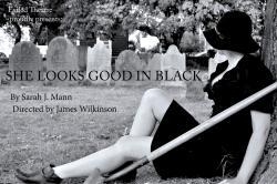 She Looks Good in Black