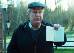 Rolf Lassgård stars in 'A Man Called Ove'