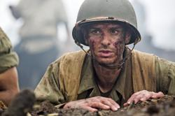 Andrew Garfield stars in 'Hacksaw Ridge'