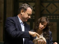Tom Hanks and Felicity Jones star in 'Inferno'