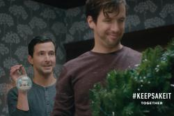 Watch: Hallmark Debuts New Christmas Ad Featuring Gay Couple