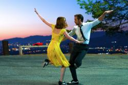 Emma Stone and Ryan Gosling star in 'La La Land'