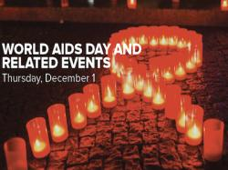 GMHC Recognizes World AIDS Day and NYC AIDS Memorial