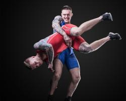 What do grappling men and the Small Business Administration have in common...?