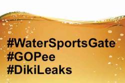 Trump Water Sports Leak Allegation Opens Floodgate For Twitter Jokes