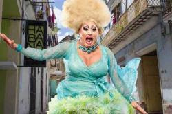 Mimi Imfurst Becomes 1st American Drag Queen to Play Cuba