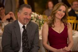 Robert De Niro and Leslie Mann star in 'The Comedian'