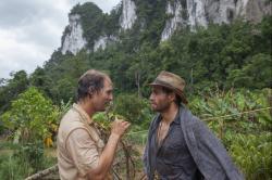 Matthew McConaughey and Edgar Ramírez star in 'Gold'