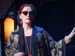 "Glenn Close as Norma Desmond in ""Sunset Boulevard"""