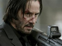 Keanu Reeves stars in 'John Wick: Chapter 2'