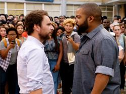 Charlie Day and Ice Cube star in 'Fist Fight'