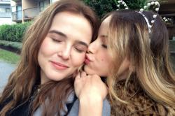 Zoey Deutch and Halston Sage star in 'Before I Fall'
