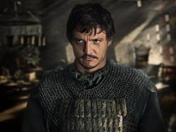 Pedro Pascal stars in 'The Great Wall'