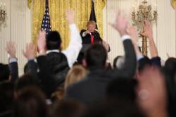Remember Nixon? There's History Behind Trump's Press Attacks