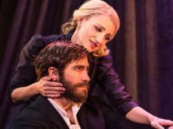 Jake Gyllenhaal and Annaleigh Ashford