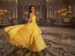 Emma Watson stars in 'Beauty and the Beast'