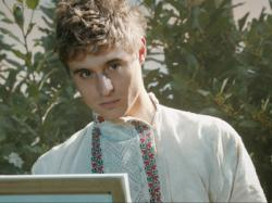 Max Irons stars in 'Bitter Harvest'