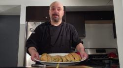 Anthony's Kitchen: Pepperoni Bread