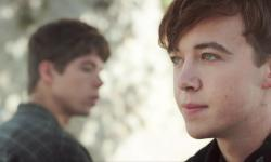 Phénix Brossard and Alex Lawther