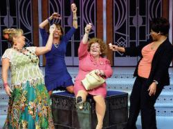 'Menopause' plays Harrah's in Vegas