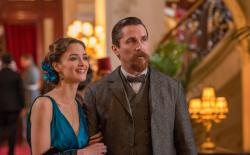 Charlotte Le Bon and Christian Bale star in 'The Promise'