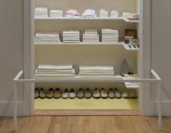 """An installation view of """"Sara Berman's Closet."""""""