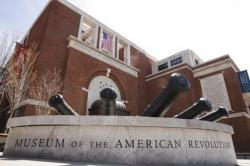 Ready, Aim, Visit: American Revolution Museum at Attention