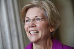 U.S. Sen. Elizabeth Warren, D-Mass.