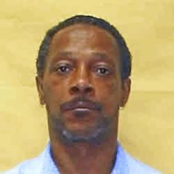 This undated photo provided by the Ohio Department of Rehabilitation and Correction shows Evin King, who has spent 23 years in an Ohio prison for the 1994 strangulation of his girlfriend Crystal Hudson