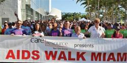 AIDS Walk Miami Sunday, April 23 at Soundsape Park in Miami