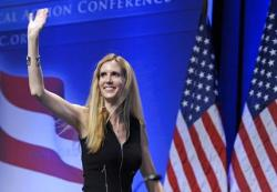 Ann Coulter Vows to Speak at Berkeley Despite Cancellation