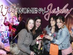 Stadium Theatre Hosts Wine, Women & Jewelry Event
