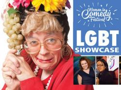 Dyke Night Hosts LGBT Showcase of the Women in Comedy Festival