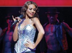Deborah Cox Stars in 'The Bodyguard'