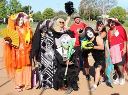 6th Annual Drag Queen World Series Benefits Life Group LA